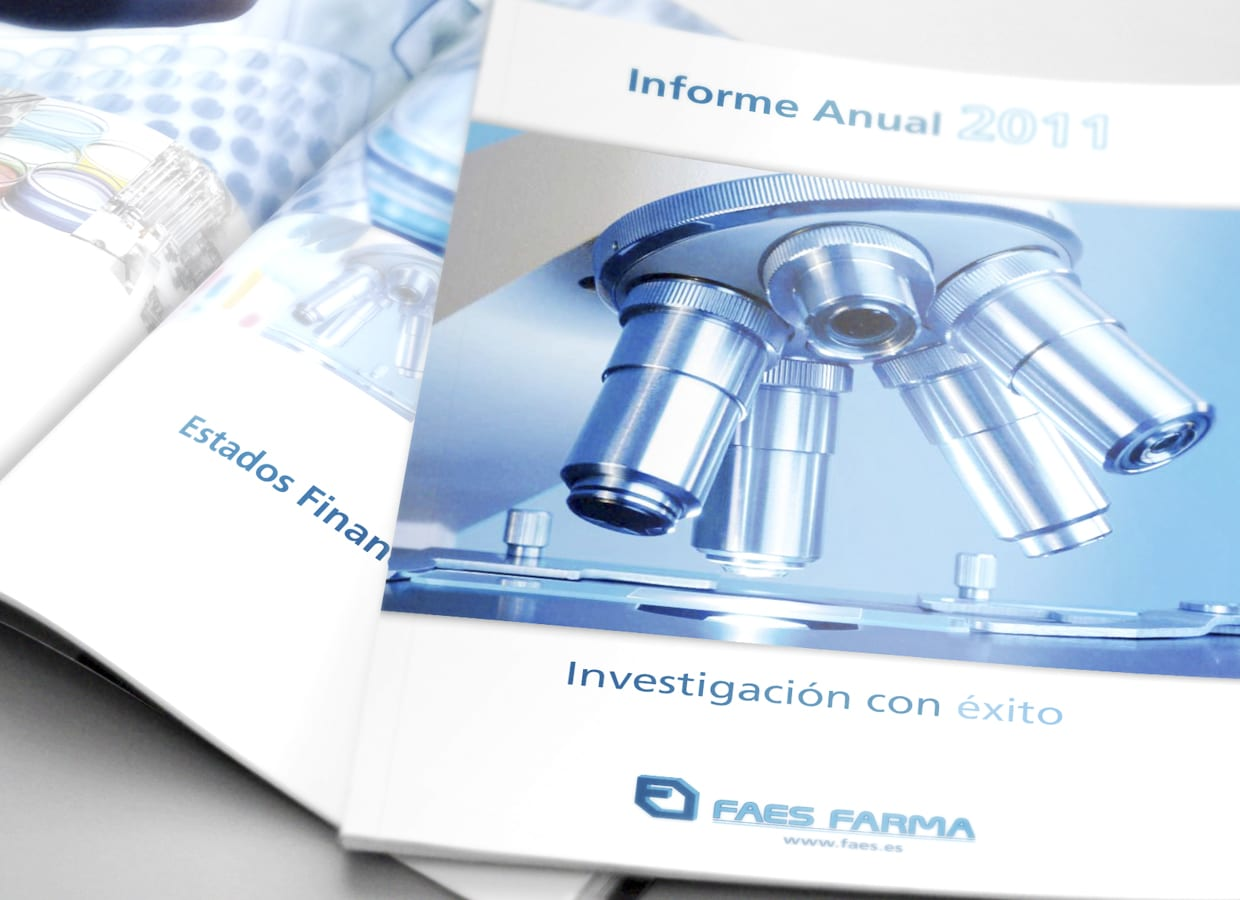 Informe Financiero 2011